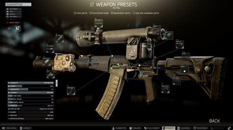 Gamepedia Gunsmith Part 11