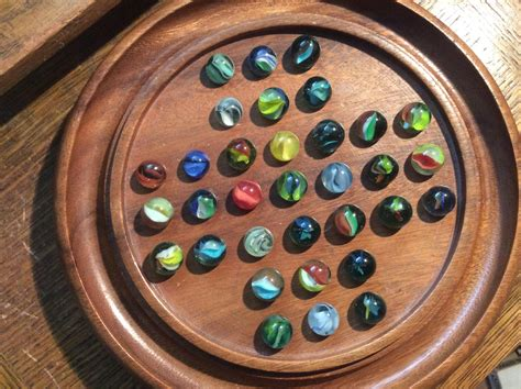 Games with marbles on board Image