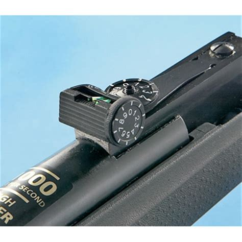 Gamo Air Rifle Open Sights