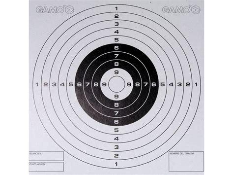 Gamo Air Rifle Targets