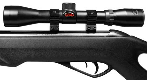 Gamo Silent Cat 177 Air Rifle With 4x32 Scope