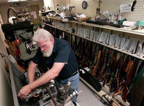 Gander Mountain Gunsmith Salary