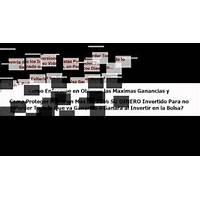 Gane mucho y proteja su dinero al invertir en la bolsa ! promotional code