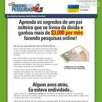 Ganhedinheiroporpesquisas portuguese version of getcashforsurveys! programs