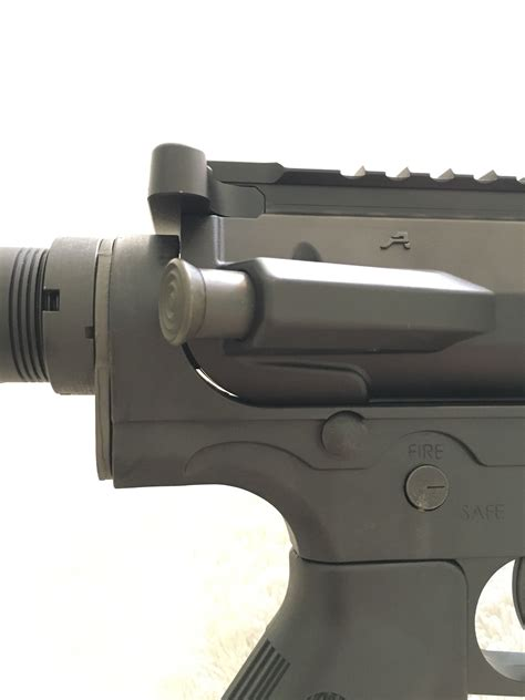 Gap Between Lower And Upper Receiver