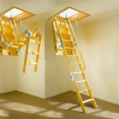 Garage Attic Pulldown Stairs Make Your Own Beautiful  HD Wallpapers, Images Over 1000+ [ralydesign.ml]