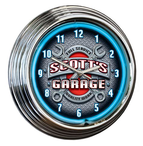 Garage Clocks Personalized Make Your Own Beautiful  HD Wallpapers, Images Over 1000+ [ralydesign.ml]