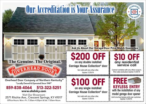 Garage Door Coupons Make Your Own Beautiful  HD Wallpapers, Images Over 1000+ [ralydesign.ml]