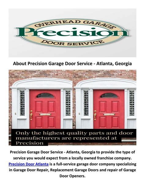 Garage Door Service Atlanta Ga Make Your Own Beautiful  HD Wallpapers, Images Over 1000+ [ralydesign.ml]