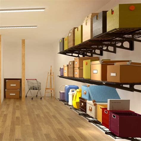 Garage Floating Shelves Make Your Own Beautiful  HD Wallpapers, Images Over 1000+ [ralydesign.ml]
