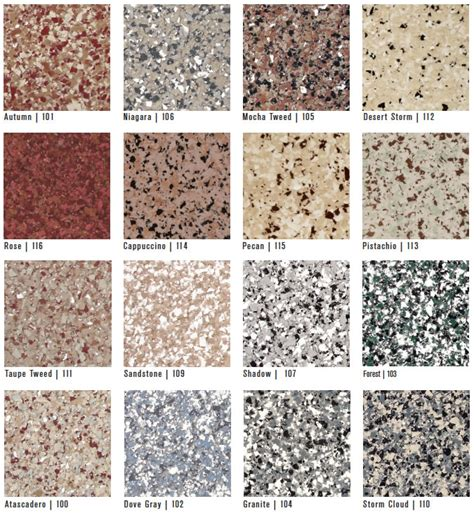 Garage Floor Epoxy Color Chart Make Your Own Beautiful  HD Wallpapers, Images Over 1000+ [ralydesign.ml]
