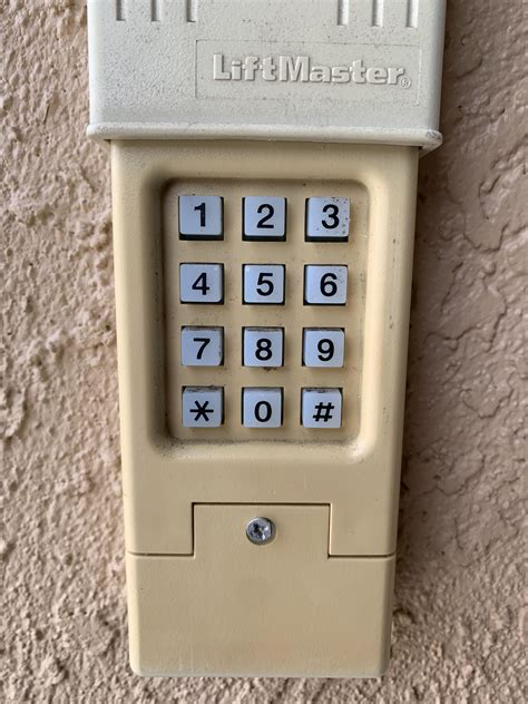Garage Keypad Make Your Own Beautiful  HD Wallpapers, Images Over 1000+ [ralydesign.ml]