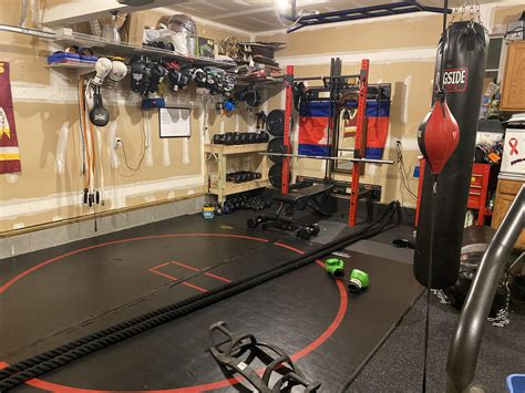 Garage Mma Gym Make Your Own Beautiful  HD Wallpapers, Images Over 1000+ [ralydesign.ml]