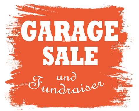Garage Sale Fundraiser Make Your Own Beautiful  HD Wallpapers, Images Over 1000+ [ralydesign.ml]