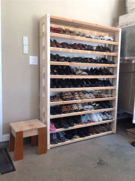 Garage Shoe Storage Ideas Make Your Own Beautiful  HD Wallpapers, Images Over 1000+ [ralydesign.ml]