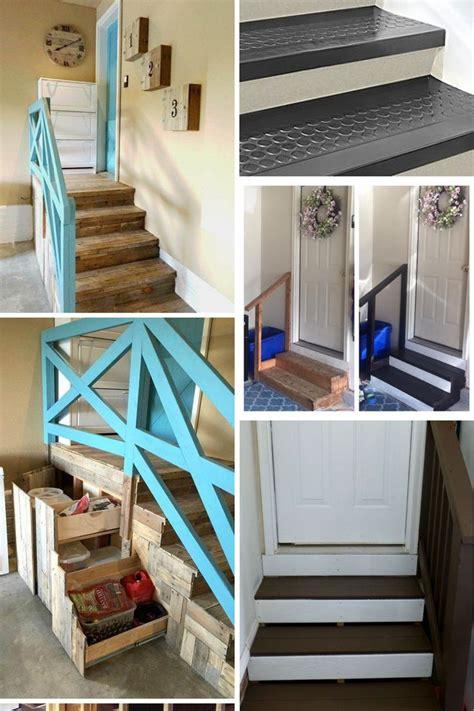 Garage Stairs Design