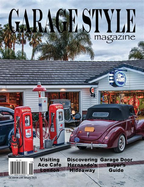 Garage Style Magazine Make Your Own Beautiful  HD Wallpapers, Images Over 1000+ [ralydesign.ml]