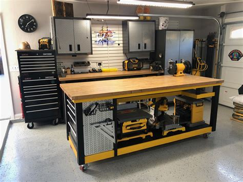 Garage Work Benches Make Your Own Beautiful  HD Wallpapers, Images Over 1000+ [ralydesign.ml]