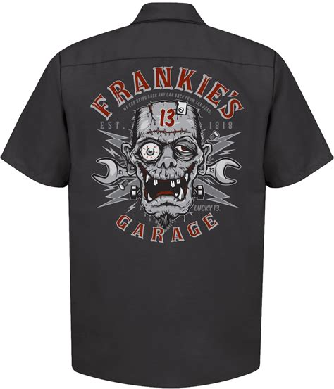 Garage Work Shirts Make Your Own Beautiful  HD Wallpapers, Images Over 1000+ [ralydesign.ml]