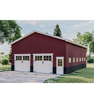 Garage Barn Building Plans