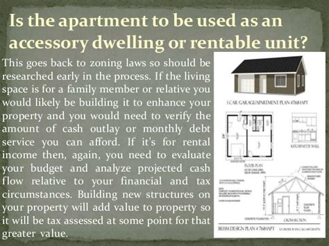 Garage design considerations Image