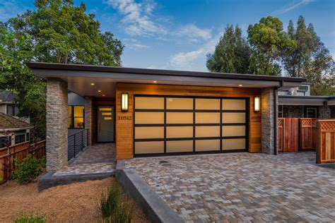 Garage design for house Image
