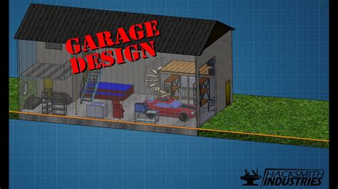 Garage design youtube Image