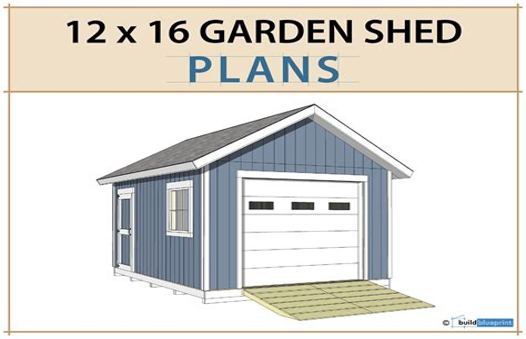 Garage door plans Image