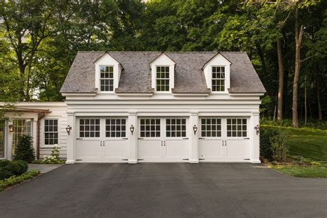 Garage plans carriage style Image