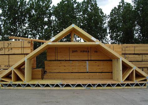 Garage truss design Image