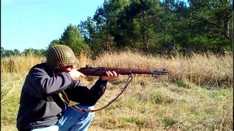Garand Rifle On Shooting Usa