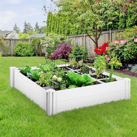 Garden box raised Image