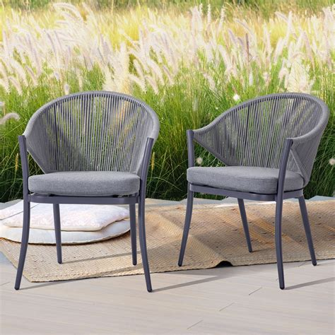 Garden furniture chairs Image