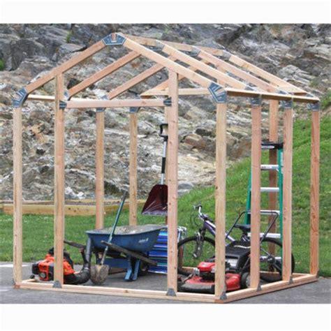 Garden shed frame kits Image