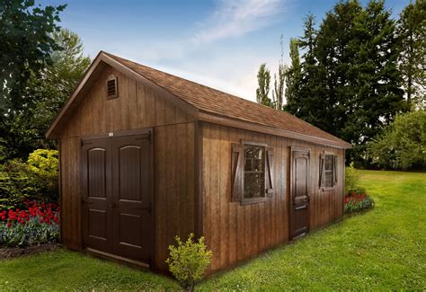 Garden sheds and barns Image