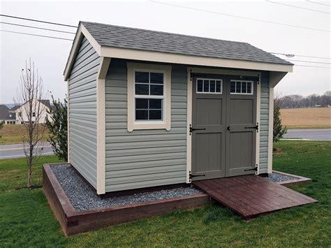 Garden sheds built on site Image