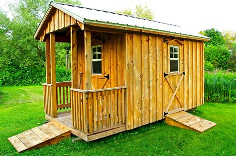 Garden sheds by amish Image
