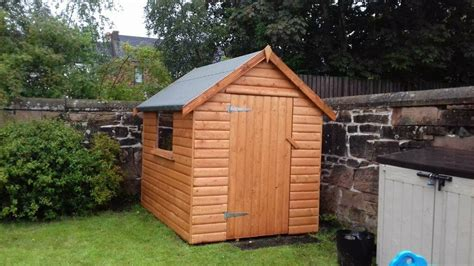 Garden sheds east kilbride glasgow Image