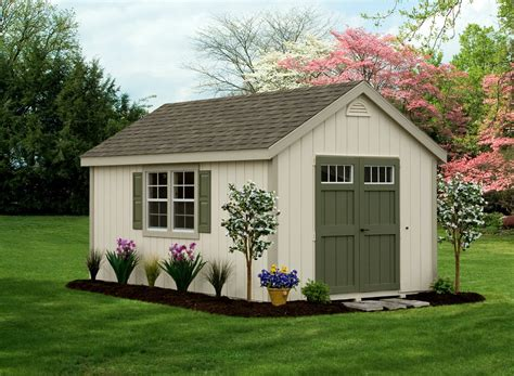 Garden sheds in mn Image