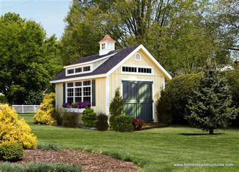 Garden sheds in pa Image