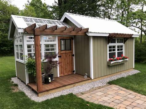 Garden sheds ohio Image