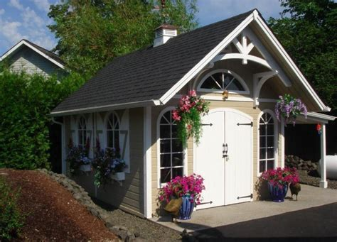Garden sheds olympia Image