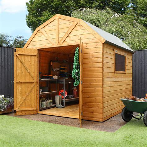 Garden sheds online Image