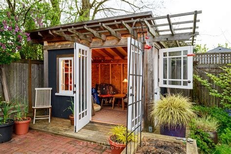 Garden sheds seattle Image