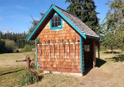 Garden sheds seattle wa Image