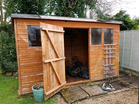 Garden sheds shrewsbury Image