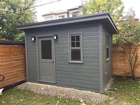 Garden sheds toronto Image