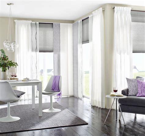 Gardinen Wohnzimmer Trend