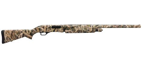Garrison 12 Gauge Camo Shotgun