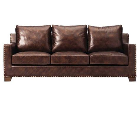 Garrison Sofa Home Decorators Leather Under 1000 From